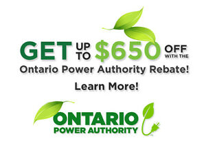 GET up to $1,650 back in Government Rebates 100% APPROVAL