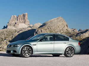 RECHERCHE / WANTED BMW M3 E90 Sedan, MANUELLE