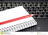Révision linguistique, correction impeccables de vos textes