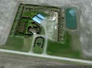 Beautiful Acreage just minutes from Regina