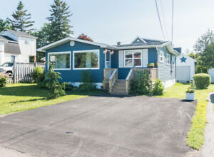 FULLY RENOVATED BUNGALOW - VIEW OF SHEDIAC BAY