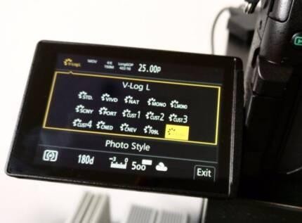 Panasonic GH5 V-Log Activation Code