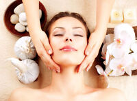 REWARD YOURSELF WITH HEALTHY SKIN & RENEW, REFRESH, RELAXING