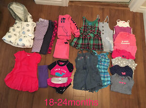Girl's Clothing (18-24 months)