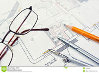 City permits, building drawings, architects, engineers, Design