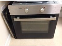 Swan oven 1year old 80ono