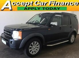 Land Rover Discovery 3 2.7TD V6 auto 2008MY SE FROM £62 PER WEEK.