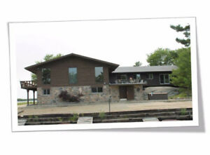 7 bedroom on Georgian Bay close to Parry Sound