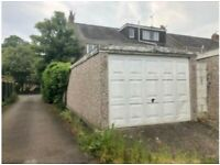 *DOUBLE LENGTH GARAGE TO RENT**Fishponds**