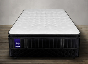 Brand New King Size Sealy Posturepedic Luxe Mattress Only $1200