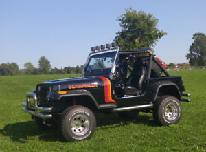 1981 Jeep CJ-7 for sale