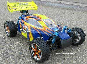 New RC Brushless Electric RC Buggy / Car LIPO 4WD 2.4G Belleville Belleville Area image 10