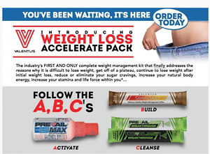 Weight Loss Accelerate Pack