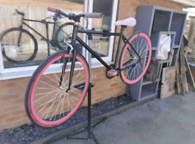 Fixie road bike for sale!