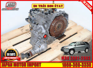 Transmission Automatique 2001-2002 Acura MDX AWD 4x4