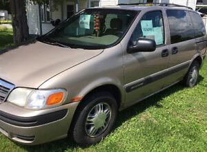 2003 Chevrolet Venture Fourgonnette, fourgon