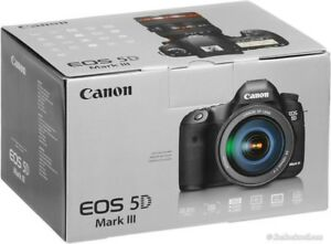 Mint Canon 5D Mark III Body with box and 6 months warranty