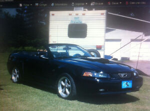 2001 Ford Mustang GT décapotable