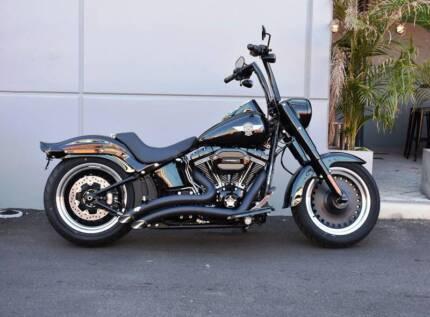 2017 Harley-Davidson Fat Boy S