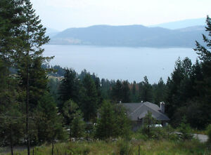 Beautiful Lakeview lot of Lake Okanagan