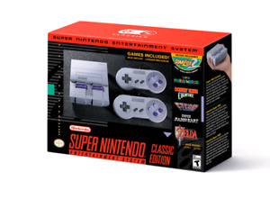 SNES Classic - Brand New Sealed