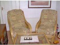 Rattern furniture