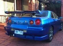 2000 Nissan Skyline R34 Manual Coupe Urgent Narre Warren Casey Area Preview