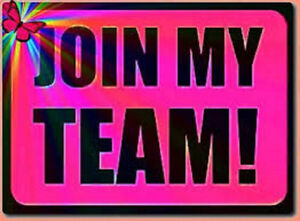 We are building your team! Potential income $1000 a month!