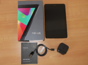 Tablette Asus Nexus 7