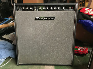 1971 Traynor YSR-2 Signature Reverb 45w 4x10 combo, serviced!