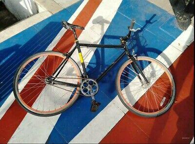 No logo bike  fixed gear bike fixie single gear