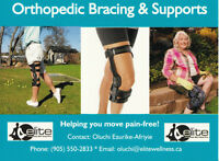 Orthopedic Braces and Supports--Covered by Insurance