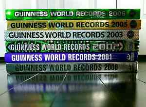 Guinness World Records Hardcover Books