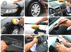 Auto detailer available evenings an weekends in Libau Manitoba