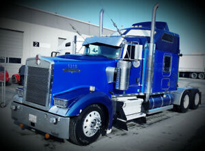 2007 kenworth w900l for sale