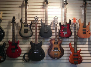 Ibanez Guitars and Basses Now In Stock at Duncan Music