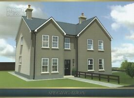 New 3 bed semi - Richmond Manor Ballygawley