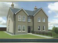 New 3 bed semi - Richmond Manor Ballygawley