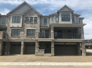New Build - Town House in Doon South Kitchener!