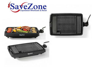 NEW- Starfrit Electric Indoor Smokeless Grill