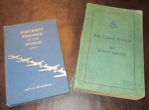 World War II Air Force Training Books