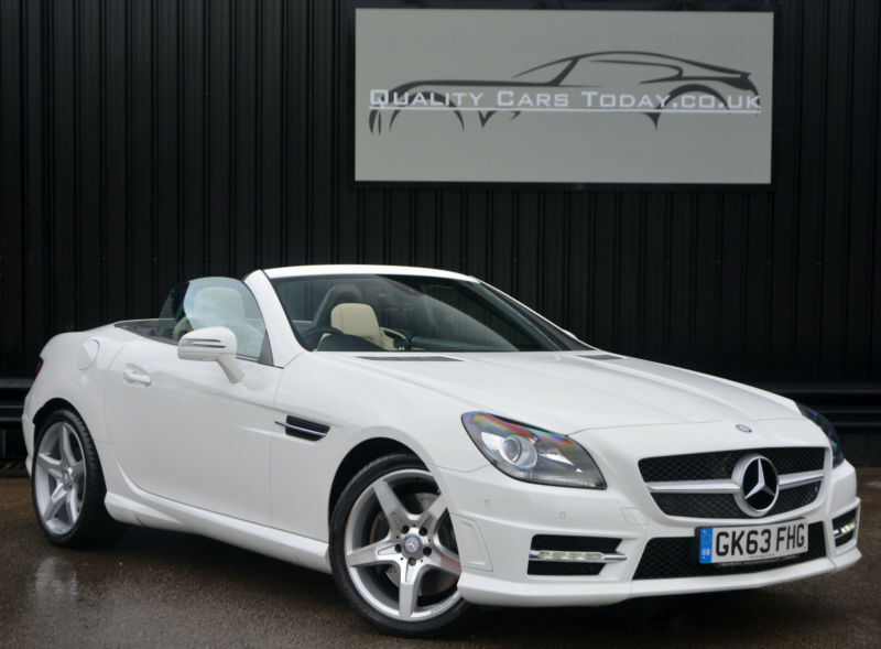 mercedes slk 250 cdi amg sport diesel polar white nav pan roof air scarf etc in sheffield. Black Bedroom Furniture Sets. Home Design Ideas