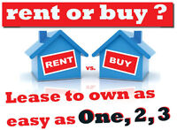 Lease TO OWN OPTION - THE WATERTON