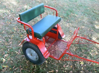 Small Pony/ goat cart (looking for)