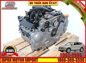 moteur ez30 Subaru Tribeca 2003 2004 2005 2006 2007 h6 ez30