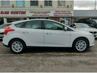 2013 Ford Focus 1.0 TITANIUM X 5d 124 BHP Hatchback Petrol Manual