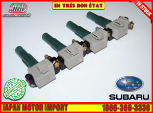 COIL PACK COIL ON PLUGS SUBARU TURBO ET DOHC MODEL