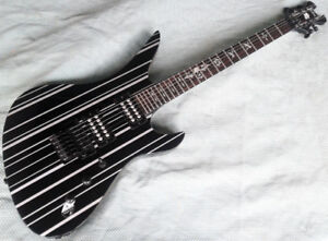 schecter diamond series  synyster gate custom