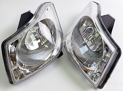 New Genuine Kubota Tractor L 4600 Left And Right Hand Side Headlight Head Lamp