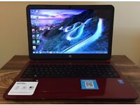 HP 15-R132WM LAPTOP 2.16GHZ, 4GB OF RAM, 500GB HARD DRIVE.